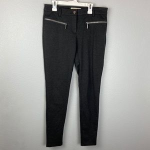 Michael Kors Skinny Grey Work Pants
